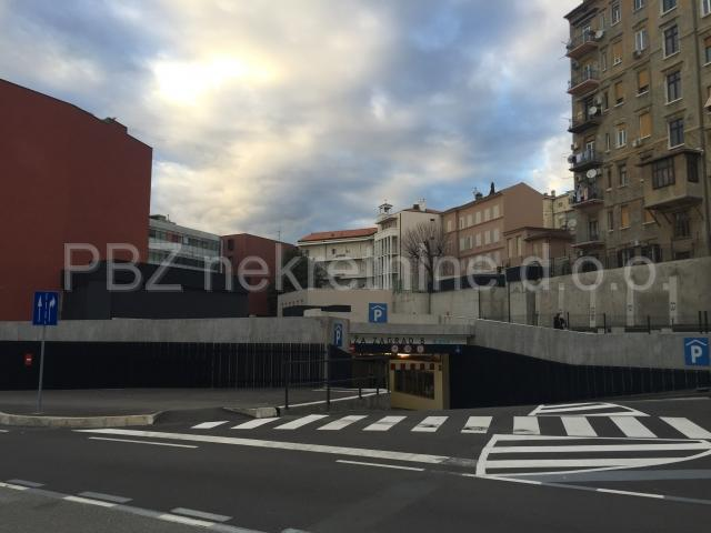 Rijeka, Zagrad B, zemljište sa dozvolama za gradnju poslovno stambenog kompleksa